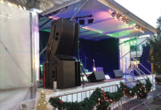 Smith Sound Mobile Stage